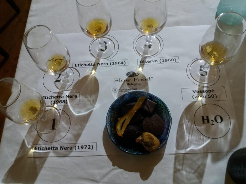 La Serata Di Degustazione Storica Di Brandy Vecchia Romagna
