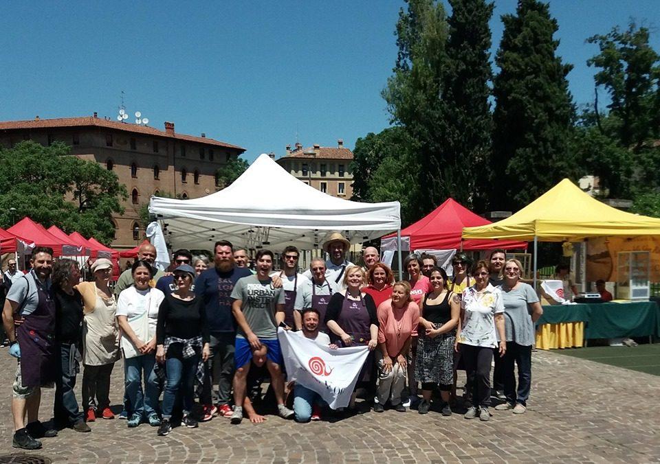 Mercato del Novale Slow Food Bologna