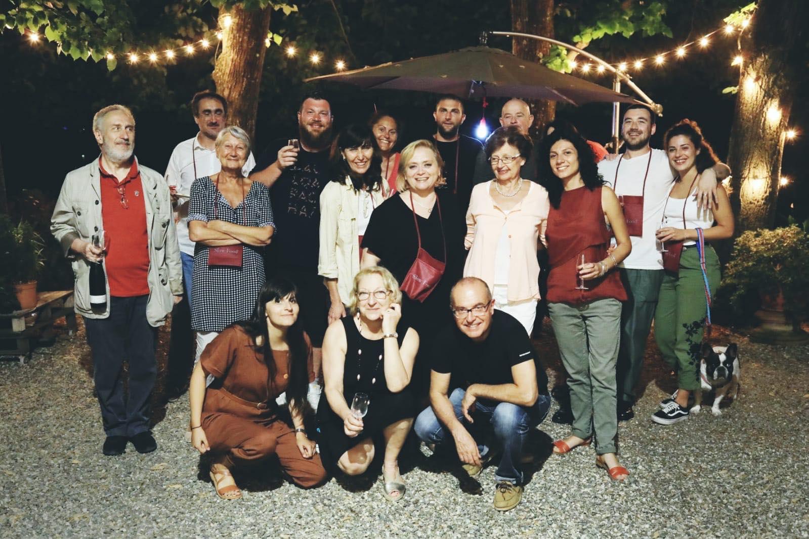 Slow Food Bologna Comitato di Condotta e ospiti