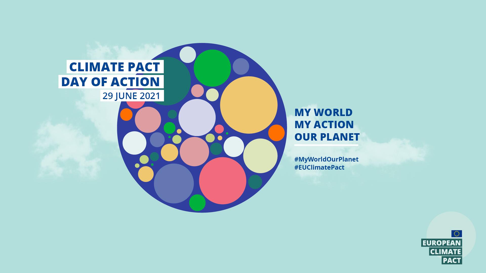 Patto per il Clima Giornata d'azione