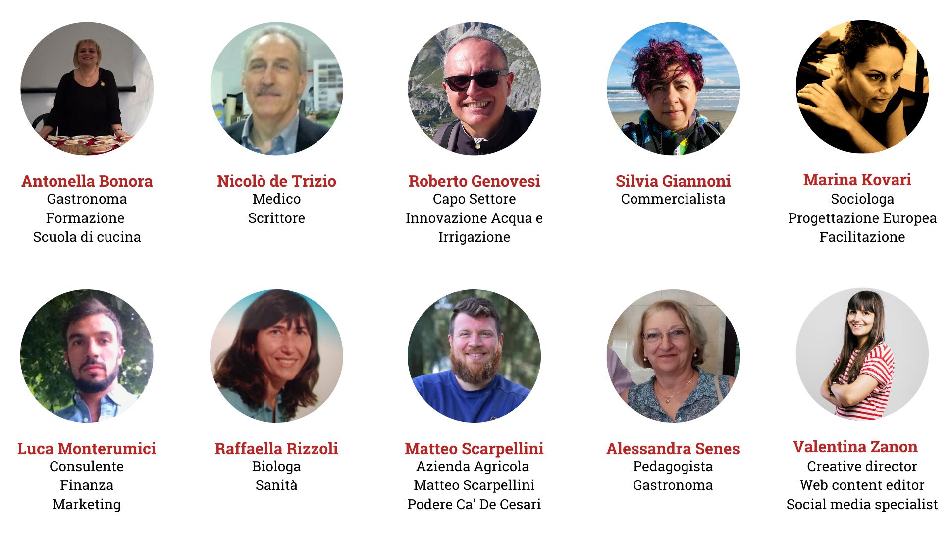 Volontari Comitato di Condotta Slow Food Bologna